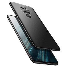 Coque Plastique Rigide Mat pour Huawei Mate 20 Noir