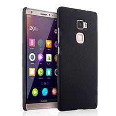 Coque Plastique Rigide Mat pour Huawei Mate S Noir