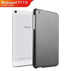 Coque Plastique Rigide Mat pour Huawei Mediapad T1 7.0 T1-701 T1-701U Noir