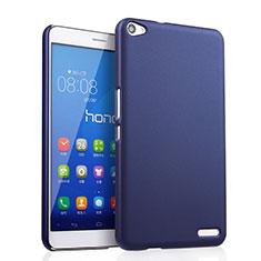 Coque Plastique Rigide Mat pour Huawei MediaPad X2 Bleu