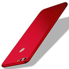 Coque Plastique Rigide Mat pour Huawei Nova 2 Rouge