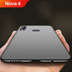 Coque Plastique Rigide Mat pour Huawei Nova 4 Noir