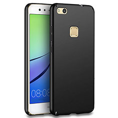 Coque Plastique Rigide Mat pour Huawei P10 Lite Noir