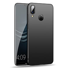 Coque Plastique Rigide Mat pour Huawei P20 Lite Noir