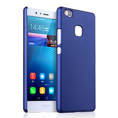 Coque Plastique Rigide Mat pour Huawei P9 Lite Bleu