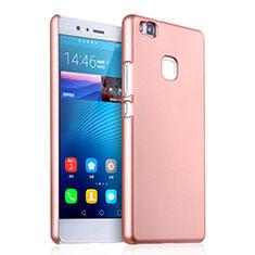 Coque Plastique Rigide Mat pour Huawei P9 Lite Rose