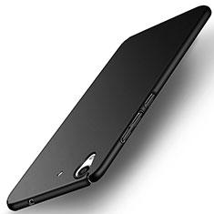 Coque Plastique Rigide Mat pour Huawei Y6 II 5.5 Noir