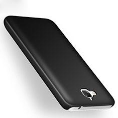 Coque Plastique Rigide Mat pour Huawei Y6 Pro Noir