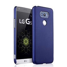 Coque Plastique Rigide Mat pour LG G5 Bleu
