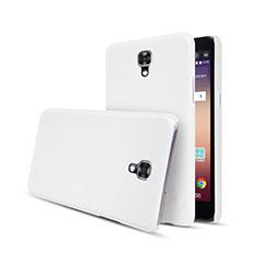 Coque Plastique Rigide Mat pour LG X Screen Blanc