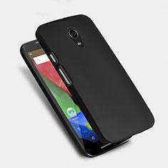 Coque Plastique Rigide Mat pour Motorola Moto G (2nd Gen) Noir