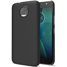 Coque Plastique Rigide Mat pour Motorola Moto G5S Plus Noir