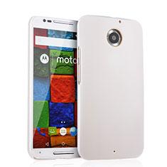Coque Plastique Rigide Mat pour Motorola Moto X (2nd Gen) Blanc