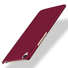 Coque Plastique Rigide Mat pour OnePlus X Rouge