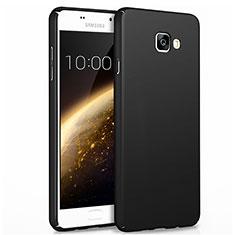 Coque Plastique Rigide Mat pour Samsung Galaxy A7 (2017) A720F Noir