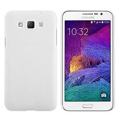 Coque Plastique Rigide Mat pour Samsung Galaxy Grand Max SM-G720 Blanc