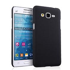 Coque Plastique Rigide Mat pour Samsung Galaxy Grand Prime SM-G530H Noir