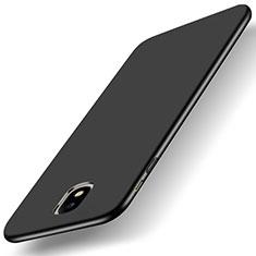 Coque Plastique Rigide Mat pour Samsung Galaxy J5 (2017) SM-J750F Noir