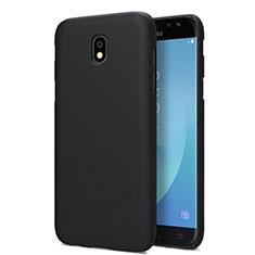 Coque Plastique Rigide Mat pour Samsung Galaxy J7 Pro Noir
