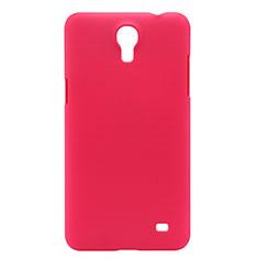 Coque Plastique Rigide Mat pour Samsung Galaxy Mega 2 G7508Q Or