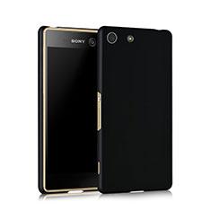 Coque Plastique Rigide Mat pour Sony Xperia M5 Noir