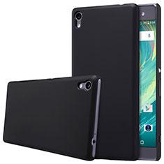 Coque Plastique Rigide Mat pour Sony Xperia XA Ultra Noir