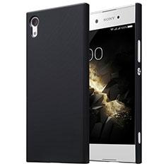 Coque Plastique Rigide Mat pour Sony Xperia XA1 Noir