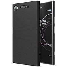 Coque Plastique Rigide Mat pour Sony Xperia XZ1 Noir