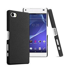 Coque Plastique Rigide Mat pour Sony Xperia Z5 Compact Noir