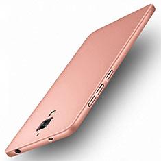 Coque Plastique Rigide Mat pour Xiaomi Mi 4 Or Rose