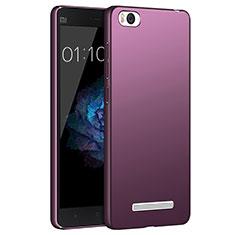 Coque Plastique Rigide Mat pour Xiaomi Mi 4C Violet