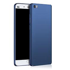Coque Plastique Rigide Mat pour Xiaomi Mi 5 Bleu