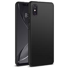 Coque Plastique Rigide Mat pour Xiaomi Mi 8 Screen Fingerprint Edition Noir
