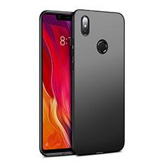 Coque Plastique Rigide Mat pour Xiaomi Mi 8 SE Noir
