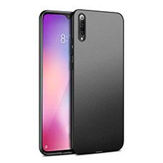Coque Plastique Rigide Mat pour Xiaomi Mi 9 Lite Noir
