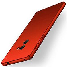Coque Plastique Rigide Mat pour Xiaomi Mi Mix Rouge