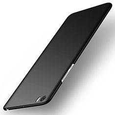 Coque Plastique Rigide Mat pour Xiaomi Mi Note Noir