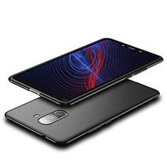 Coque Plastique Rigide Mat pour Xiaomi Pocophone F1 Noir
