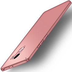 Coque Plastique Rigide Mat pour Xiaomi Redmi 4 Standard Edition Or Rose