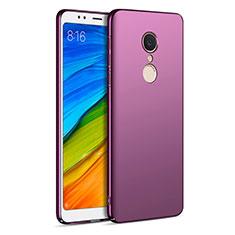 Coque Plastique Rigide Mat pour Xiaomi Redmi 5 Violet