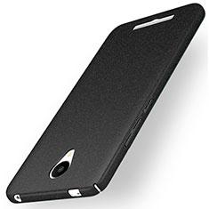 Coque Plastique Rigide Mat pour Xiaomi Redmi Note 2 Noir