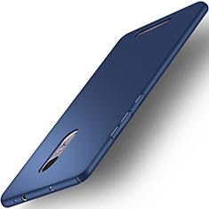 Coque Plastique Rigide Mat pour Xiaomi Redmi Note 3 Pro Bleu