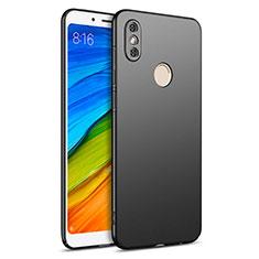 Coque Plastique Rigide Mat pour Xiaomi Redmi Note 5 AI Dual Camera Noir