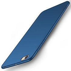 Coque Plastique Rigide Mat pour Xiaomi Redmi Note 5A Standard Edition Bleu