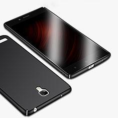 Coque Plastique Rigide Mat pour Xiaomi Redmi Note Noir