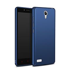 Coque Plastique Rigide Mat pour Xiaomi Redmi Note Prime Bleu