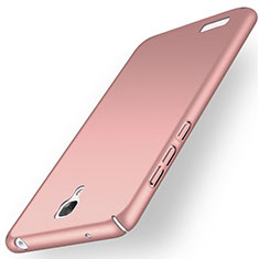 Coque Plastique Rigide Mat pour Xiaomi Redmi Note Prime Or Rose