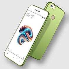 Coque Plastique Rigide Mat pour Xiaomi Redmi Y1 Vert