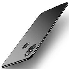 Coque Plastique Rigide Mat Q03 pour Xiaomi Mi 8 Noir