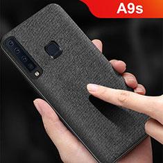 Coque Plastique Rigide Mat Serge pour Samsung Galaxy A9s Gris